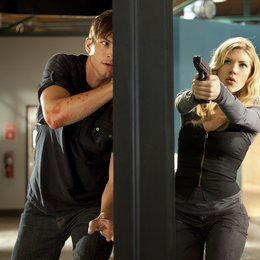 Kiss & Kill / Ashton Kutcher / Katheryn Winnick Poster