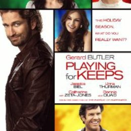 Kiss the Coach / Playing for Keeps Poster