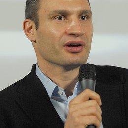 Klitschko / Pressekonferenz am 7.4.2011 in Berlin / Vitali Klitschko Poster
