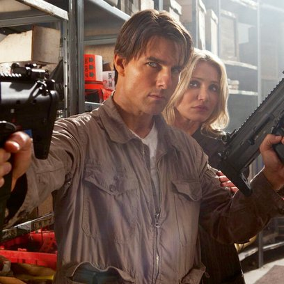 Knight and Day / Knight & Day / Tom Cruise / Cameron Diaz Poster