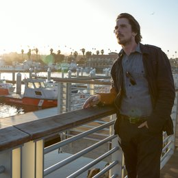 Knight of Cups / Christian Bale Poster