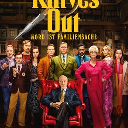 Knives Out - Mord ist Familiensache Poster