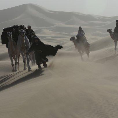 Königin der Wüste / Queen of the Desert Poster