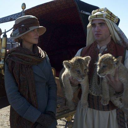 Königin der Wüste / Queen of the Desert / Nicole Kidman / Robert Pattinson Poster