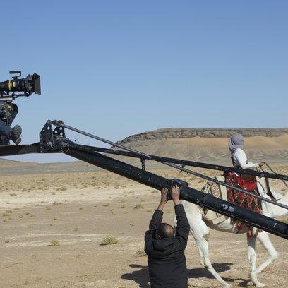 Königin der Wüste / Queen of the Desert / Set Poster