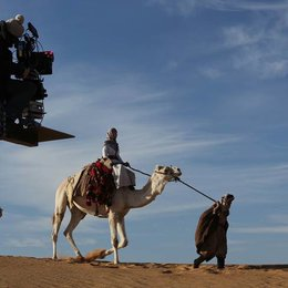 Königin der Wüste / Queen of the Desert / Set Poster