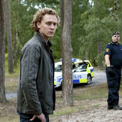 Kommissar Wallander: Die fünfte Frau (ARD) / Tom Hiddleston Poster