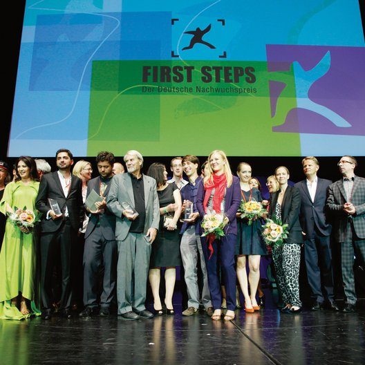 """""""Kriegerin"""" mit First Steps Award ausgezeichnet Poster"""
