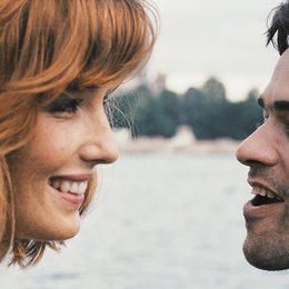 auberge espagnole - Wiedersehen in St. Petersburg, L' / Kelly Reilly / Romain Duris Poster
