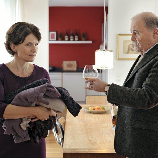 Tatort: Herrenabend (WDR) / Lambert Hamel / Victoria Trauttmansdorff Poster