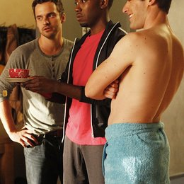 New Girl / Lamorne Morris / Max Greenfield / Jake M. Johnson Poster