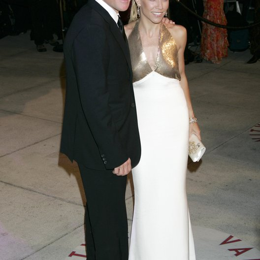 Vanity Fair Oscar Party 2005 / Oscar 2005 / Lance Armstrong und Sheryl Crow Poster
