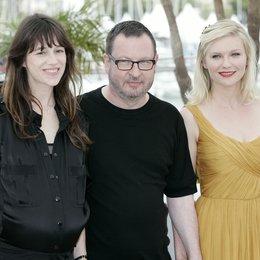 Charlotte Gainsbourg / Lars von Trier / Kirsten Dunst / 64. Filmfestspiele Cannes 2011