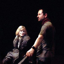 Dogville / Nicole Kidman / Lars von Trier / Set Poster