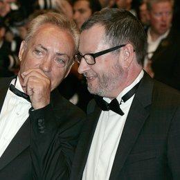 Udo Kier / Lars von Trier / 64. Filmfestspiele Cannes 2011