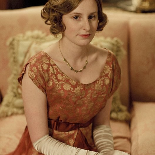 Downton Abbey / Laura Carmichael Poster