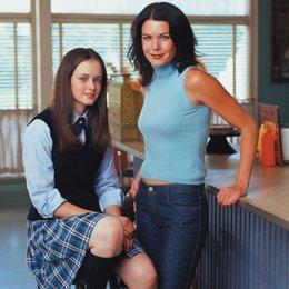 Gilmore Girls - Die komplette erste Staffel / Alexis Bledel / Lauren Graham Poster