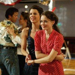 Gilmore Girls - Die komplette erste Staffel / Lauren Graham / Alexis Bledel Poster