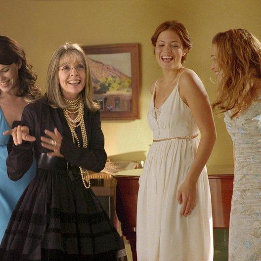 Von Frau zu Frau / Because I Said So / Lauren Graham / Diane Keaton / Mandy Moore / Piper Perabo Poster