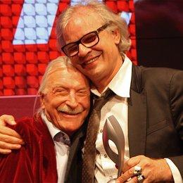 Deutscher Musikautorenpreis 2012 / Emotionaler Höhepunkt: James Last und Leander Haußmann