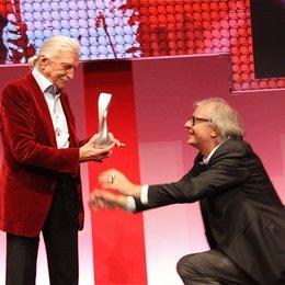Deutscher Musikautorenpreis 2012 / Vor Hansi ging Leander auf die Knie