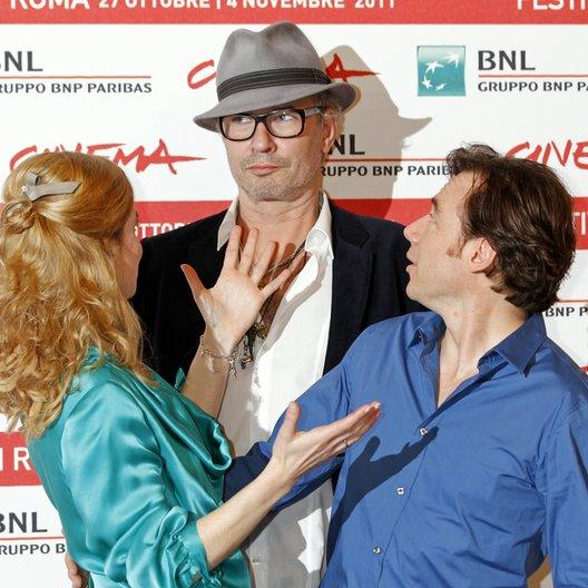 Thekla Reuten / Leander Haußmann / Michael Bully Herbig / 6. Filmfest Rom 2011