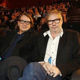 Trade Shows im Rahmen der Münchner Filmwoche 2013 / Sven Regener und Leander Haußmann