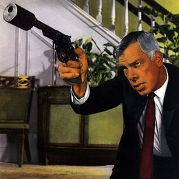 Tod eines Killers / Lee Marvin Poster