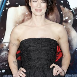 """Lena Headey / Filmpremiere """"300: Rise of an Empire"""" Poster"""