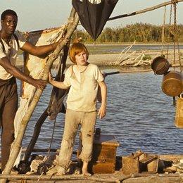 Abenteuer des Huck Finn, Die / Jacky Ido / Leon Seidel Poster