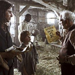Abenteuer des Huck Finn, Die / Kurt Krömer / Leon Seidel / Michael Gwisdek Poster