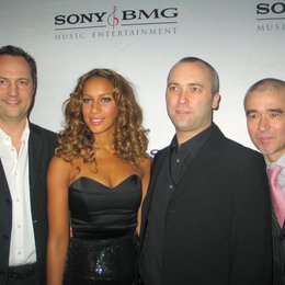 Echo 2008 / Edgar Berger, Leona Lewis, Stefan Goebel und Willy Ehmann Poster