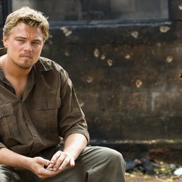 Blood Diamond, The / Leonardo DiCaprio Poster