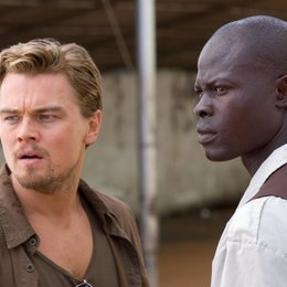 Blood Diamond, The / Leonardo DiCaprio / Djimon Hounsou Poster