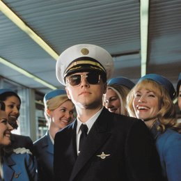 Catch Me If You Can / Leonardo DiCaprio Poster