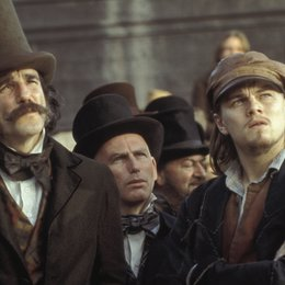 Gangs of New York / Daniel Day-Lewis / Gary Lewis / Leonardo DiCaprio Poster