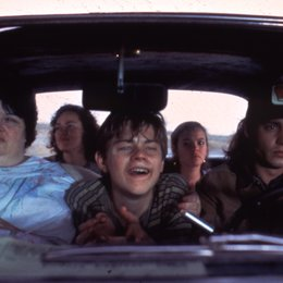 Gilbert Grape - Irgendwo in Iowa / Leonardo DiCaprio / Johnny Depp Poster