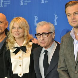Kingsley, Ben / Williams, Michelle / Scorsese, Martin / DiCaprio, Leonardo / Berlinale 2010 - 60. Internationale Filmfestspiele Berlin Poster