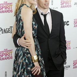 Leslie Bibb / Sam Rockwell / Film Independent Spirit Awards 2013 Poster