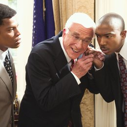 "Scary Movie 3 / D. L. Hughley / Leslie Nielsen / Jeffrey ""Ja Rule"" Atkins Poster"