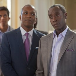 House of Lies / Don Cheadle / Leslie Odom Jr. Poster