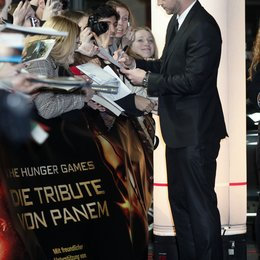 "Liam Hemsworth / Filmpremiere ""Die Tribute von Panem - Hunger Games"" Poster"