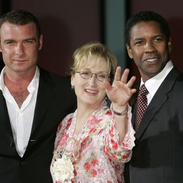 Filmfestspiele Venedig 2004 / Liev Schreiber / Meryl Streep / Denzel Washington / Manchurian Candidate, The