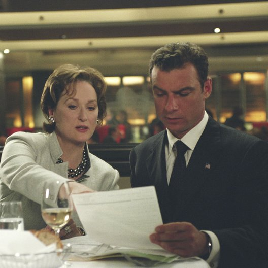 Manchurian Kandidat, Der / Meryl Streep / Liev Schreiber