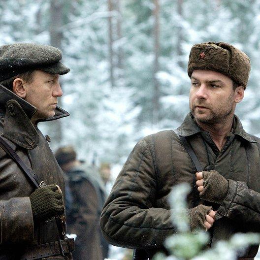 Unbeugsam - Defiance / Defiance / Daniel Craig / Liev Schreiber