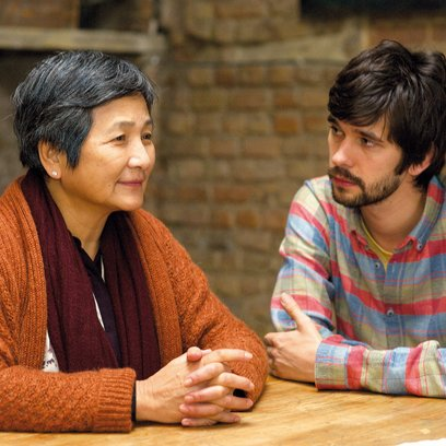 Lilting / Ben Whishaw Poster