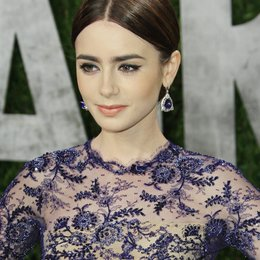 Lily Collins / 85th Academy Awards 2013 / Oscar 2013 Poster