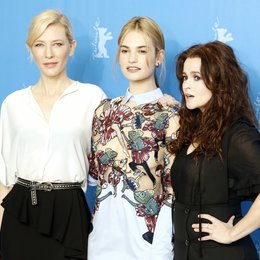 Cate Blanchett / Lily James / Helena Bonham Carter / Internationale Filmfestspiele Berlin 2015 / Berlinale 2015 Poster