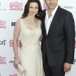 Linda Cardellini / Steve Rodriguez / Film Independent Spirit Awards 2013