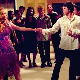 Bekenntnisse einer Highschool Diva / Lindsay Lohan / Adam Garcia Poster